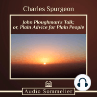 John Ploughman's Talk; or, Plain Advice for Plain People