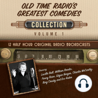 Old Time Radio's Greatest Comedies, Collection 1