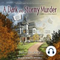 A Dark and Stormy Murder