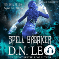 Spell Breaker - Spectrum of Magic - Book 1