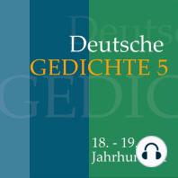 Deutsche Gedichte 5