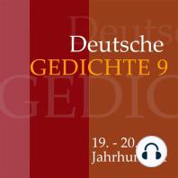 Deutsche Gedichte 9