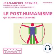 Le post-humanisme