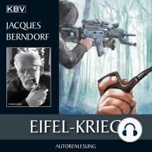 Eifel-Krieg: Ein Siggi-Baumeister-Krimi