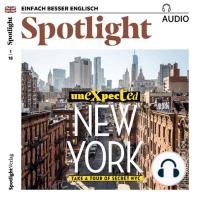 Englisch lernen Audio - Unbekanntes New York