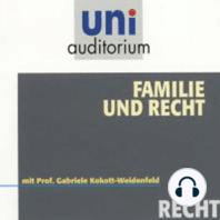 Familie und Recht