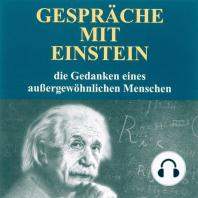 Gespräche mit Einstein