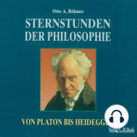 Sternstunden der Philosophie