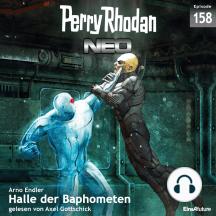 Perry Rhodan Neo Nr. 158: Halle der Baphometen: Staffel: Die zweite Insel