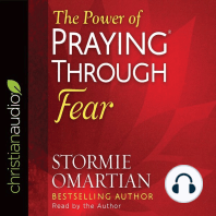 The Power of Praying Through Fear