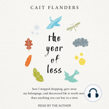 The Year of Less: How I Stopped Shopping, Gave Away My Belongings, and Discovered Life Is Worth More Than Anything You Can Buy in a Store