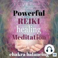 Powerful Reiki Healing Meditation (Chakra balancing)