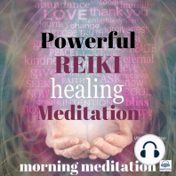 Powerful Reiki Healing Meditation