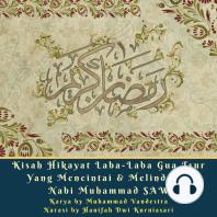 Kisah Hikayat Laba-Laba Gua Tsur Yang Mencintai & Melindungi Nabi Muhammad SAW