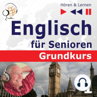 Englisch für Senioren. Grundkurs