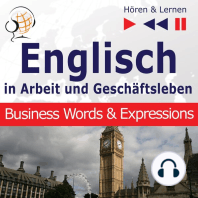 Englisch in Arbeit und Geschäftsleben – Hören & Lernen