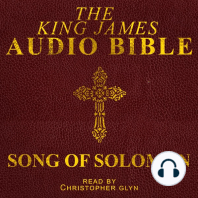 KIng James Audio Bible, The -- Song of Solomon, Book 22