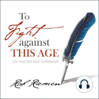To Fight Against This Age