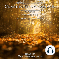 Classic Devotionals Volume Two by Various Authors