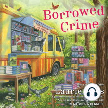 Borrowed Crime: Bookmobile Cat Mysteries, Book 3