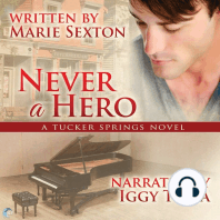 Never a Hero: A Tucker Springs Novel