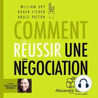 Comment réussir une négociation