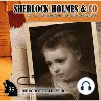 Sherlock Holmes & Co, Folge 35
