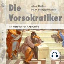Die Vorsokratiker: Aus den Fragmenten der Vorsokratiker sowie aus Texten von Kepler, Nietzsche, Hegel und Kierkegaard.