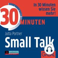 30 Minuten Small Talk