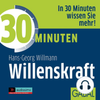 30 Minuten Willenskraft