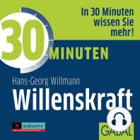 30 Minuten Willenskraft
