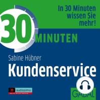 30 Minuten Kundenservice