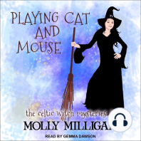 Playing Cat And Mouse