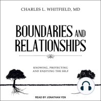 Boundaries and Relationships
