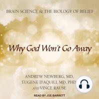 Why God Won't Go Away