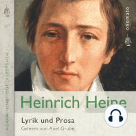 Heinrich Heine - Gedichte und Prosa