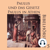 Paulus und das Gesetz - Paulus in Athen