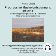 Progressive Muskelentspannung Edition 5