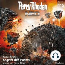 Perry Rhodan Neo 115: Angriff der Posbis: Staffel: Die Posbis 5 von 10