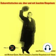 Kabarettistisches um, über und mit Joachim Ringelnatz