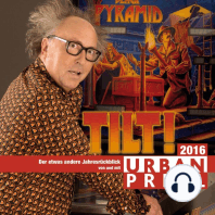 Urban Priol, Tilt! - Der etwas andere Jahresrückblick 2016