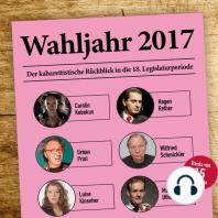 Various Artists, Wahljahr 2017 - Der kabarettistische Rückblick in die 18. Legislaturperiode