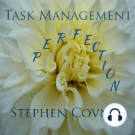 Task Managment Perfection