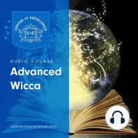 Advanced Wicca: Audio Course