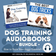 Dog Training Audiobooks Bundle: How to Train Your Doggy Essential Commands