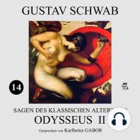Odysseus II (Sagen des klassischen Altertums 14)
