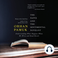 The Naive and the Sentimental Novelist