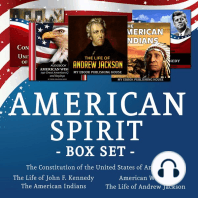 American Spirit Box Set