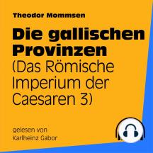 Die gallischen Provinzen: Das Römische Imperium der Caesaren 3