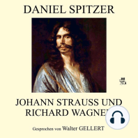 Johann Strauß und Richard Wagner